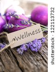 label  wellness | Shutterstock . vector #122113732
