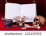 Preparations For A Satanic Rite ...