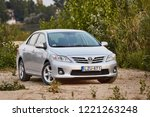 bajna  hungary   october 28 ...   Shutterstock . vector #1221263248