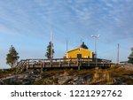bjuroklubb  sweden on september ... | Shutterstock . vector #1221292762