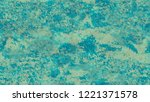 halftone grunge dotted rough... | Shutterstock .eps vector #1221371578