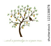 """""""...and a partridge in a pear... 