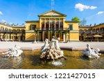 kaiservilla in bad ischl ...   Shutterstock . vector #1221427015