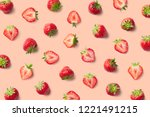 colorful pattern of... | Shutterstock . vector #1221491215