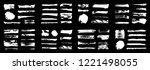 korean  chinese  japanese ink...   Shutterstock .eps vector #1221498055