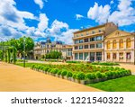 View Of The Gambetta Square In...