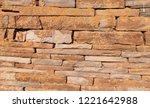 stone wall texture   Shutterstock . vector #1221642988