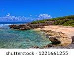 View Of \'grande Anse\' Beach At...