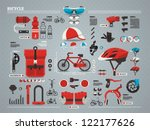 bicycle and accessories info...