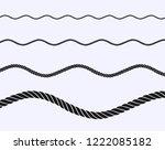 rope vector illustration | Shutterstock .eps vector #1222085182
