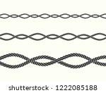 rope vector illustration | Shutterstock .eps vector #1222085188