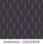 vector golden lines texture....   Shutterstock .eps vector #1222153678