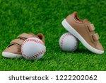 concept encourage children to... | Shutterstock . vector #1222202062