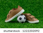 concept encourage children to... | Shutterstock . vector #1222202092