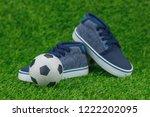 concept encourage children to... | Shutterstock . vector #1222202095