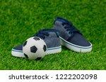 concept encourage children to... | Shutterstock . vector #1222202098