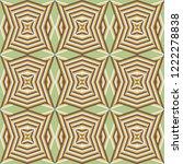 geometric seamless pattern ...   Shutterstock .eps vector #1222278838