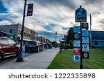 franklin  north carolina usa ...   Shutterstock . vector #1222335898