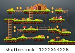 video game. background for... | Shutterstock .eps vector #1222354228