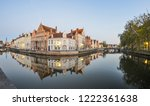 view of bruges  brugge  ... | Shutterstock . vector #1222361638