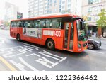 seoul south  korea   oct  22 ... | Shutterstock . vector #1222366462