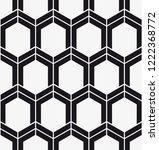 vector seamless pattern. modern ... | Shutterstock .eps vector #1222368772