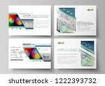 business templates for... | Shutterstock .eps vector #1222393732