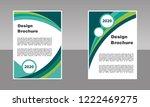 business brochure vector design.... | Shutterstock .eps vector #1222469275