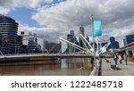 melbourne  australia   august... | Shutterstock . vector #1222485718