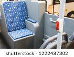 stop button modern and... | Shutterstock . vector #1222487302