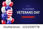 11th november veterans day.... | Shutterstock .eps vector #1222530778