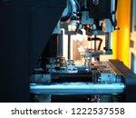 industrial plastic bottle...   Shutterstock . vector #1222537558