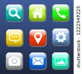 collection of icon app for...