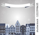 template cards  invitations.... | Shutterstock .eps vector #1222598635
