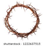 Crown of thorns jesus christ...