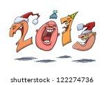 2013 figures are happy   Shutterstock . vector #122274736