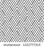 vector seamless texture. modern ... | Shutterstock .eps vector #1222777315