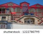 porto  portugal   june 15 2018  ... | Shutterstock . vector #1222780795
