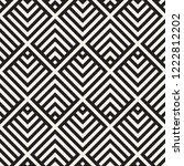 vector seamless pattern. modern ... | Shutterstock .eps vector #1222812202