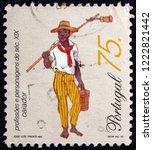 zagreb  croatia   november 1 ... | Shutterstock . vector #1222821442