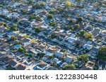 late afternoon aerial view... | Shutterstock . vector #1222830448