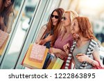 sale shopping  travel and... | Shutterstock . vector #1222863895