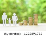 family or child trust fund  ... | Shutterstock . vector #1222891732