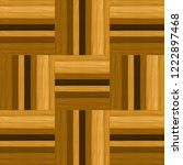 wood seamless texture with new... | Shutterstock .eps vector #1222897468