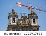 porto  portugal   june 14 2018  ... | Shutterstock . vector #1222917538