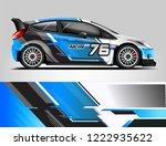 Rally Livery Design. Racing Ca...