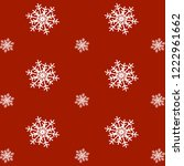 repeating winter pattern with...   Shutterstock .eps vector #1222961662