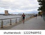new york  usa   november 3 ... | Shutterstock . vector #1222968952