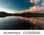 september 18  2018   colorado ... | Shutterstock . vector #1223020282