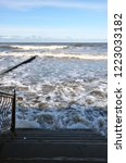 descent to the baltic sea by... | Shutterstock . vector #1223033182